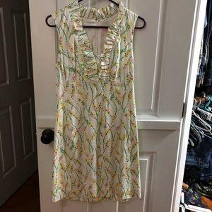 Lily Pulitzer summer dress size 4